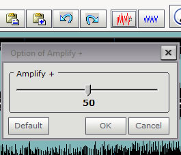 Amplify Audio Volume
