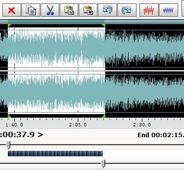 Cut Audio Clip